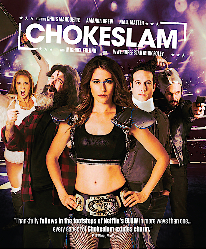 Chokeslam movie review