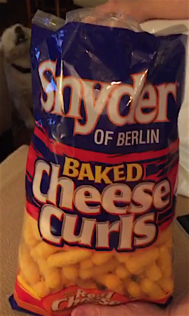 Snyder of Berlin Cheese Curls
