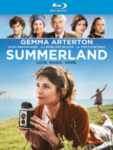 Box art for the movie Summerland