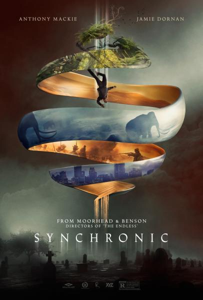 Box art for the movie Synchronic.